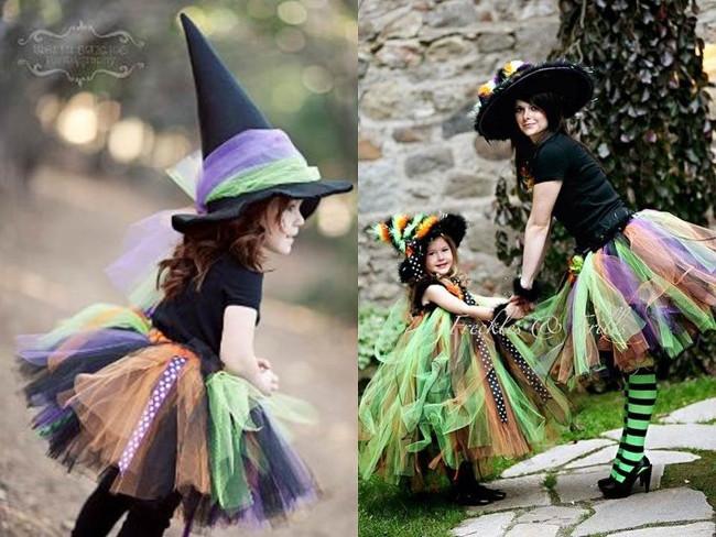 Diy les meilleurs idees pour halloween bettinaelssionuture costume de sorcire dhalloween voici trois tutoriels diffrents qui pourront vous aider crer la jupe tulle ici ici et ici laisser votre crativit solutioingenieria Gallery