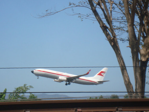 Garuda Indonesia Old Livery