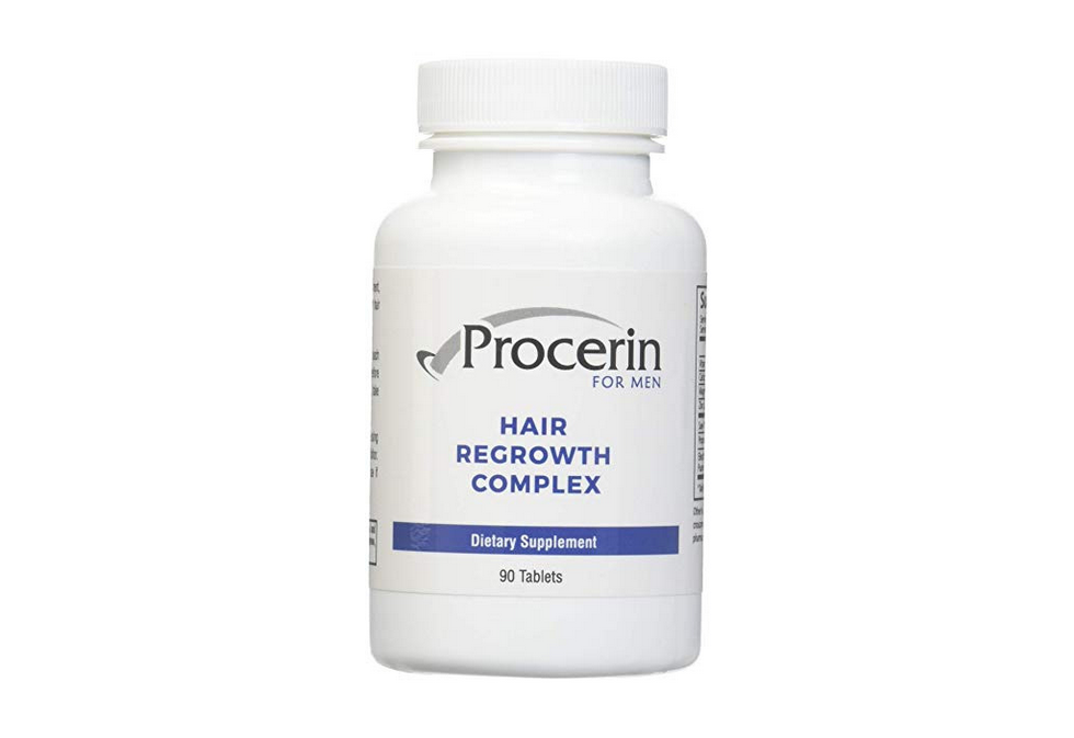 Procerin Male Hair Loss Treatment Review