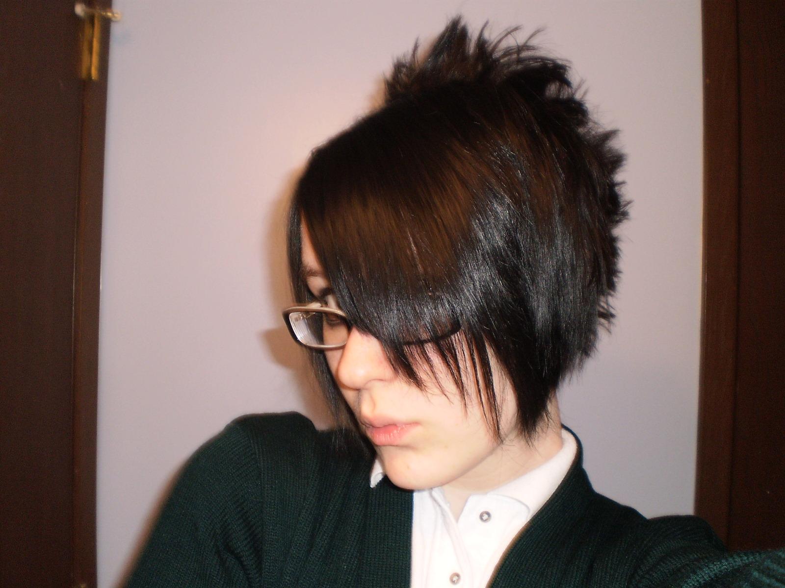Emo Hair Emo Hairstyles Emo Haircuts Dress Make Up