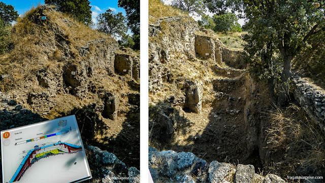 """Escavações no Sítio Arqueológico de Troia revelam diversas """"camadas"""" de ocupação da cidade"""
