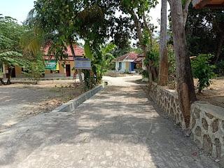 Paving Dusun Malakah Komis