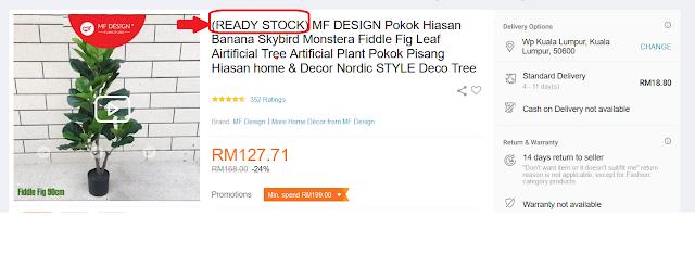 MF Design Furniture BAd seller