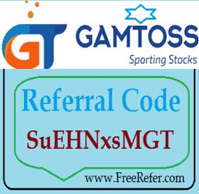 Gametoss referral code