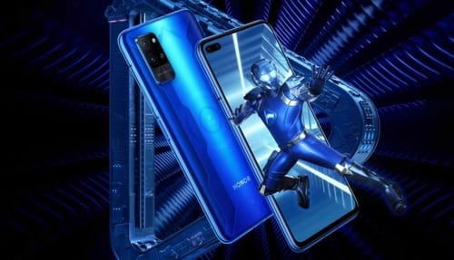 Honor Play 4 Pro comes with a body temperature sensor