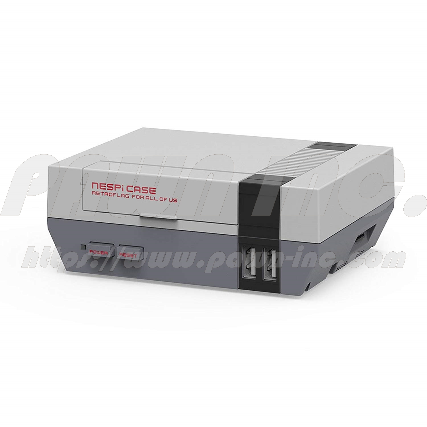 RETROFLAG NESPI CASE Mini NES Designed For Raspberry Pi 3, 2 and B+