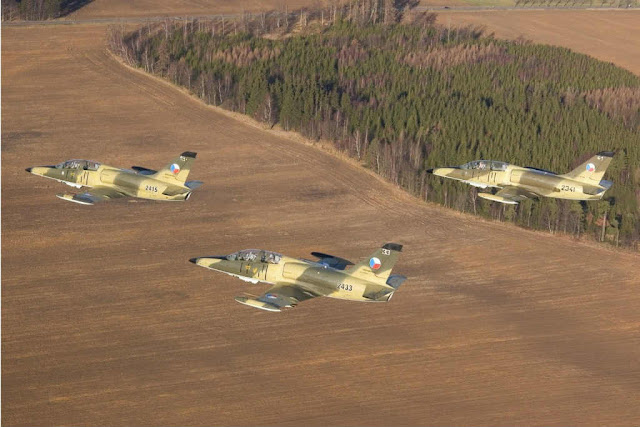 Czech Republic replace L-39