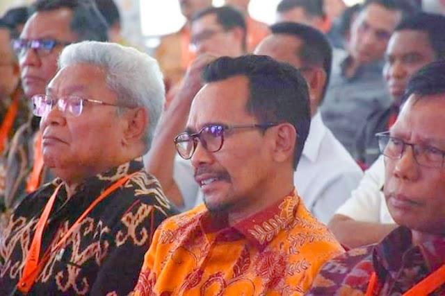 Walikota Bima Hadiri Konreg RPJMN 2020-2024 Wilayah Regional NT di Labuan Bajo