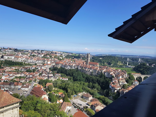 Vue Fribourg