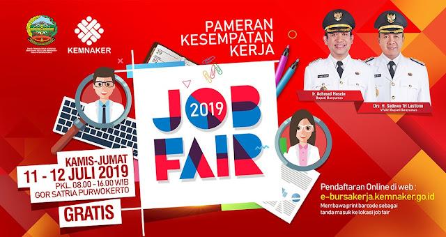 Job Fair Purwokerto
