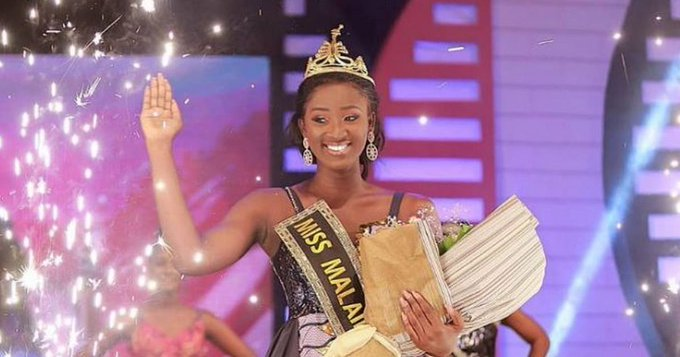 Phylis Vesta Boison Crowned As The Winner Of Miss Malaika 2019