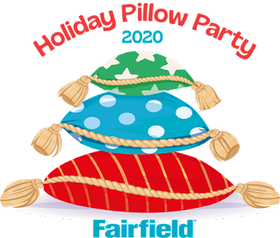 2020 Fairfield World Holiday Pillow Party