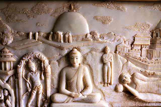 Begining Of Buddhist Art