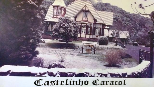Castelinho Caracol, em Canela, na Serra Gaúcha