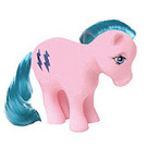 My Little Pony Firefly Super Impulse World's Smallest G1 Retro Pony