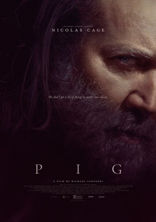 Pig 2021 English Movie Download || HDRip 720p