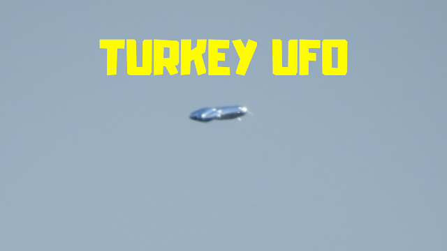 There's a new wave of UFOs been seen over Turkey recently.