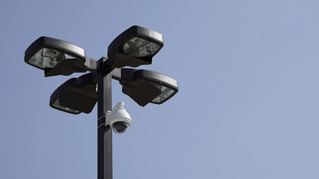 Smart Street Light , security street light , smart city