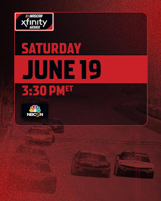 """NXS """"Tennessee Lottery 250"""" #NASCAR"""