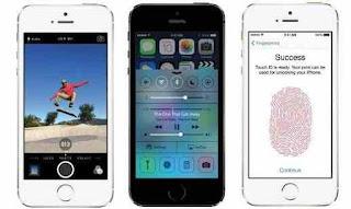 fitur dalam iPhone