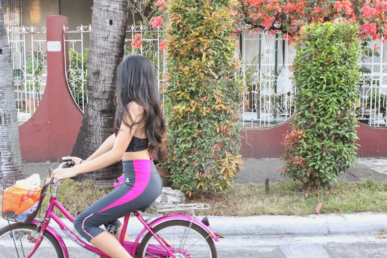 Fitness/Health: Project: Teach Lauren How to Bike