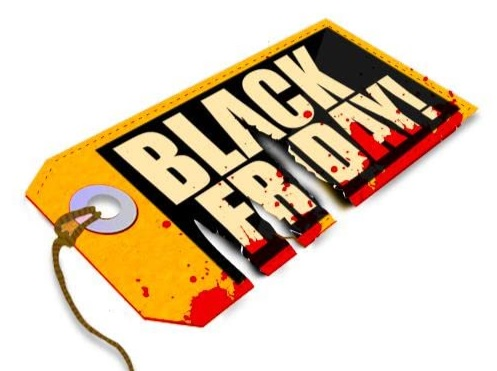 Los monstruos salen a comprar en 'Black Friday!'