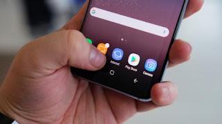 yang memudahkan pengguna samsung melakukan pembayaran vii Masalah Umum Samsung Milky Way S8 dan Milky Way S8 Plus