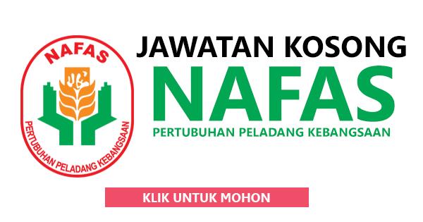 Jawatan Kosong Pertubuhan Peladang Kebangsaan (NAFAS) – Januari 2017