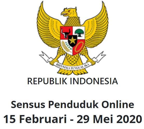 Cara Mudah Mengisi Sensus Penduduk Online 2020 di HP dan Laptop pada Website https://sensus.bps.go.id/