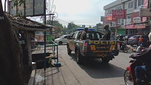 Operasi Yustisi Mobile Polsek Cibeunying Kaler Polrestabes Bandung