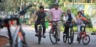 Tumbuhkan Budaya Bersepeda, Anies Segera Resmikan Jalur Sepeda Tahap Dua