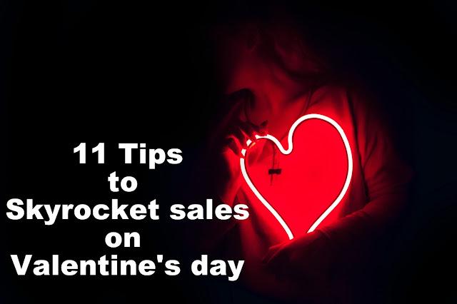 boost Sales on Valentine's day