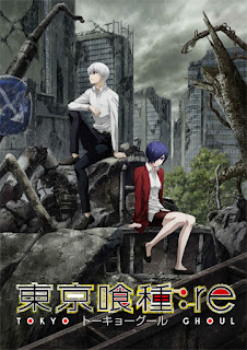 Tokyo Ghoul:re Season 2 Subtitle Indonesia (Batch)