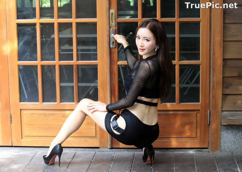 Image Taiwanese Model - 乖寶 - Pretty and Vivid Showgirl - TruePic.net - Picture-49