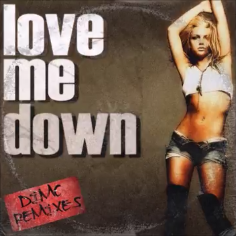 Britney Spears - Love Me Down (Dimo Remix)