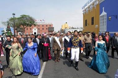 ¿Cuando es el Aniversario de la Fundación de Trujillo? - 5 de marzo