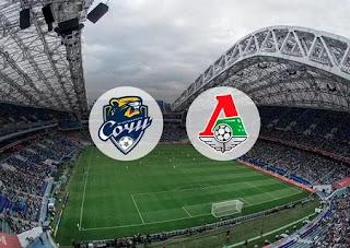Сочи – Локомотив М смотреть онлайн бесплатно 14 сентября 2019 прямая трансляция в 19:00 МСК.