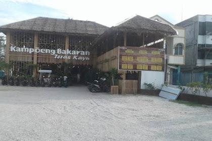 Lowongan Kampoeng Bakaran Teras Kayu Pekanbaru Oktober 2019
