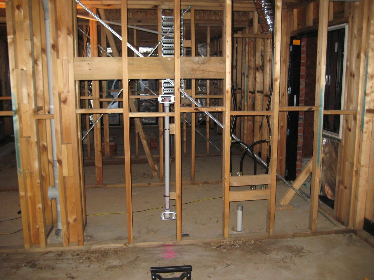 small resolution of cable conduit tv mount timber
