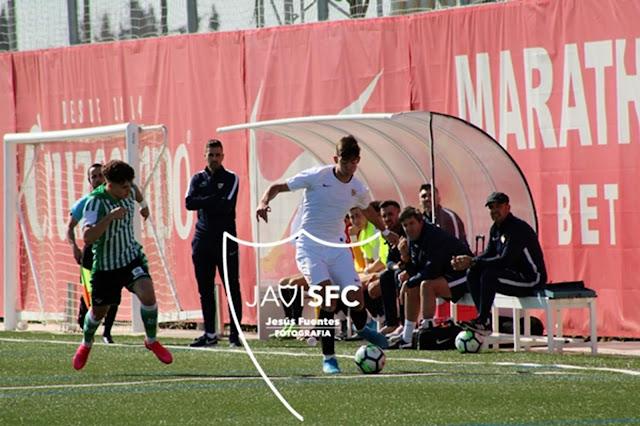 Galería de fotos Sevilla FC - Betis Liga Nacional
