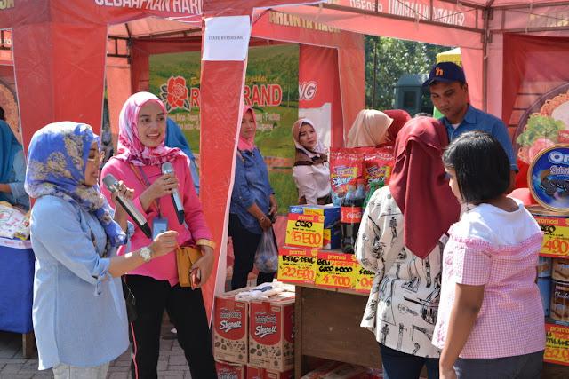 Divif 2 Kostrad Gelar Bazar Murah Ramadhan di Kampoeng Tentara Singosari