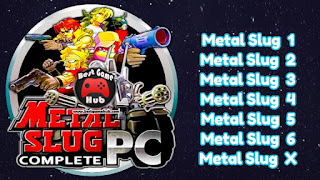 Metal Slug All Collection 1-7 Pack PC Game Free Download