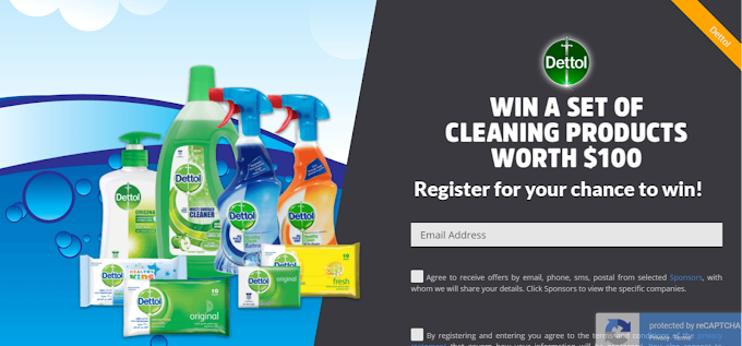 Win Dettol Cleaning Products worth $100 For Australia