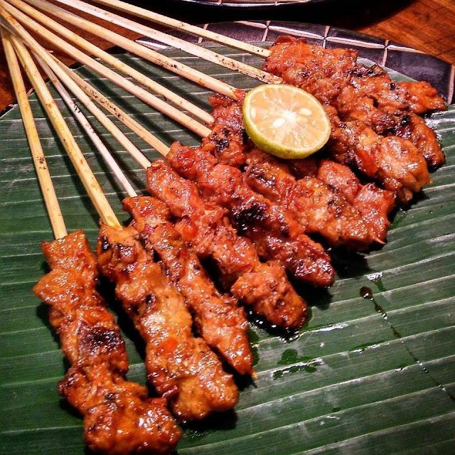 Sate Rembige - Kuliner Lombok