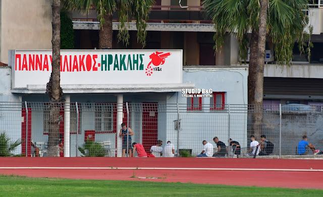 Ναύπλιο: Ξεκίνησαν τεστ covid-19 στην ομάδα του Πανναυπλιακού μετά το θετικό κρούσμα (βίντεο)
