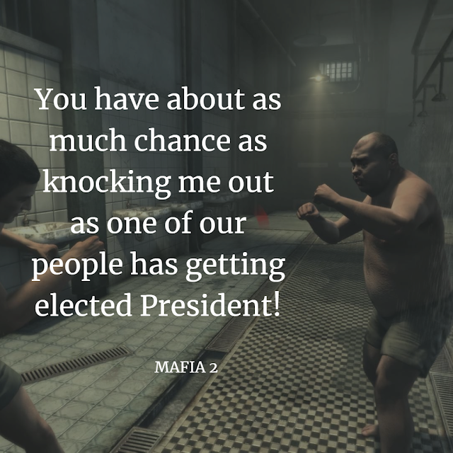 Black prisoner mafia 2 quotes