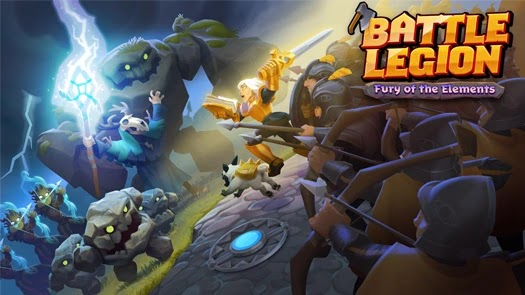 Battle Legion - Mass Battler - How To Play on PC with Android Emulator