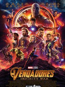 Los Vengadores Infinity War 3 (2018) Online Españo Latino hd