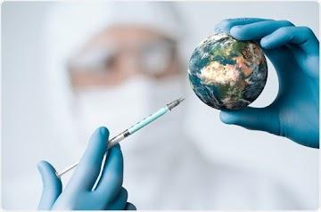 """""""Conluio global"""" das VACINAS COVID: proíbe tratamento precoce para causar tanto dano quanto possível"""
