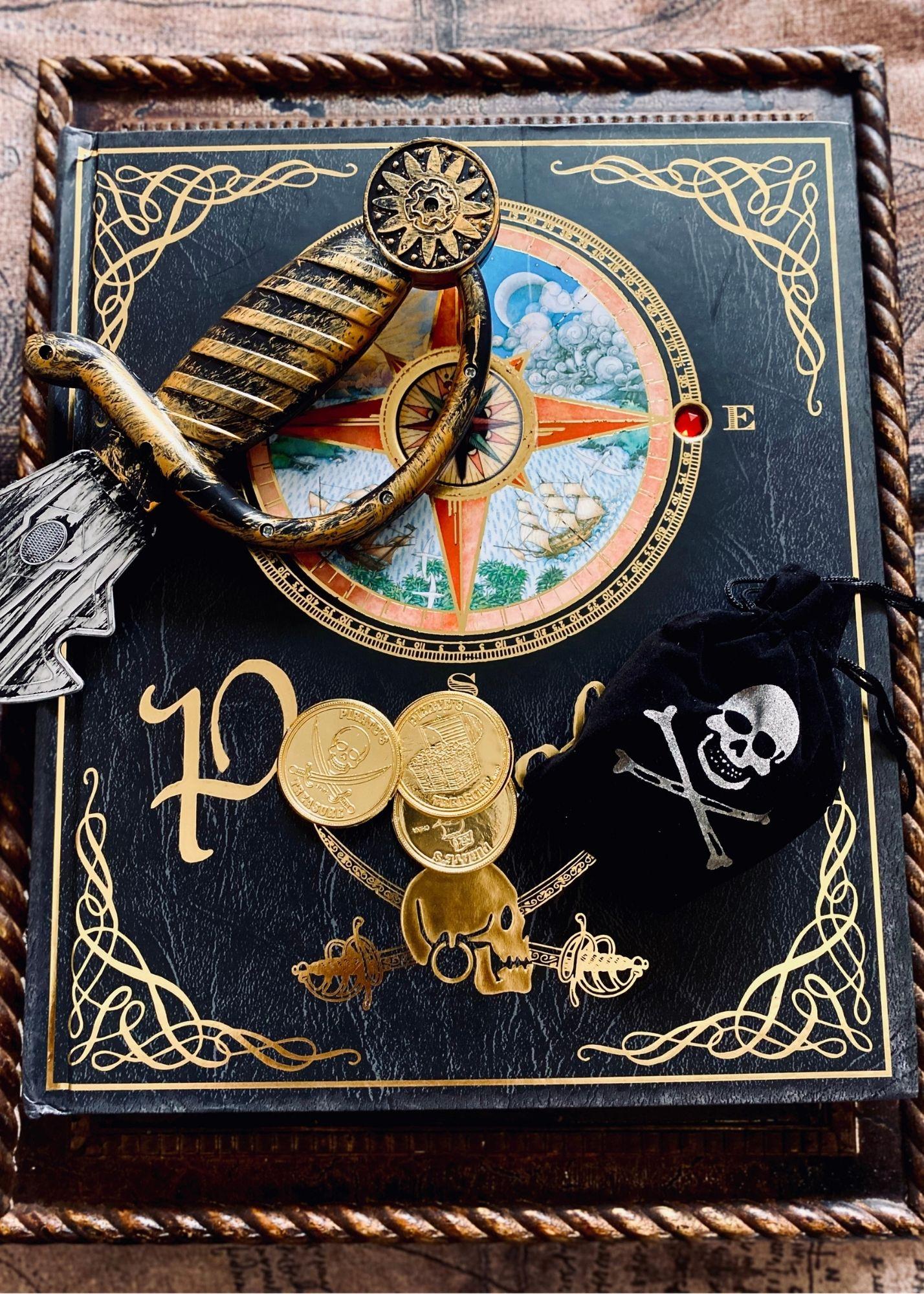 Pirate decor